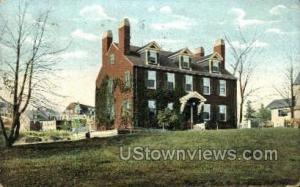 Garrison House Medford MA 1909