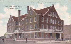 The Broadway Hotel Gary Indiana 1909