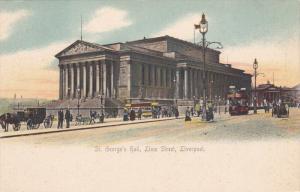St George´s Hall , Lime Street , LIVERPOOL , England , 00-10s