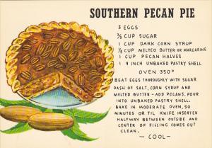 Florida Southern Pecan Pie Recipe