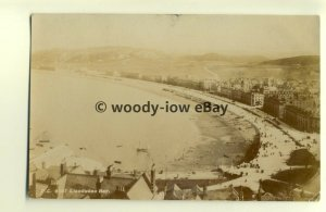 tp7990 - Wales - View of  Llandudno Bay and Coastline, back in 1907 - Postcard