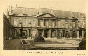 France - Paris, National Archives, Hotel Soubise