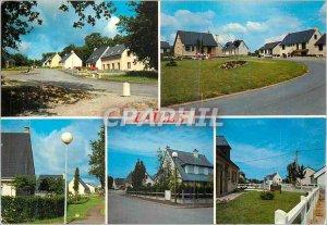 Postcard Modern Laille (Ille et Vilaine)