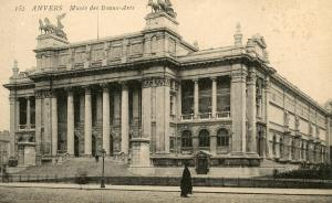 France - Anvers. Museum of Fine Arts