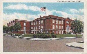 Indiana Shelbyville High School