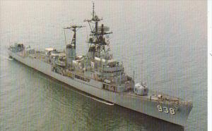 U S S JONAS INGRAM DD-938
