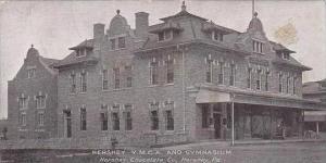 Pennsylvania Hershey Y M C A Building &  Gymnasium 1912