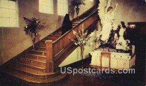 Holy Stairs in Nazareth, Michigan