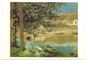 1993 Benedikt Taschen - Monet - On the Seine at Bennecourt
