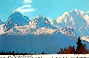 Alaska Mt McKinley The Pinnacles 1977