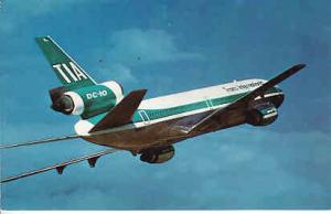 Trans International Airlines  DC-10  AIrliner