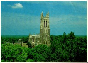 North Carolina Durham Duke University Chapel