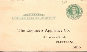 Ohio Cleveland The Engineers Appliance Company