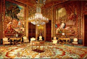 Spain Madrid Royal Palace Antechamber
