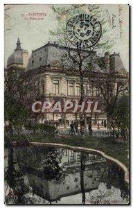 Saint Etienne - The Prefecture - Old Postcard