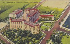 Vinoy Park Hotel St. Petersburg, Florida, 1930-1940s