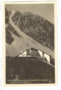 RP: Innsbrucker Nordkettenbahn: Seegruben u. Hafelekarstation, Austria, 20-40s