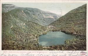 New Hampshire White Mountains Echo Lake and Franconia Notch 1909 Detroit Publ...