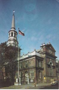 Christ Church, Philadelphia, Pennsylvania, United States, 40´s-60´s