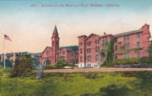 BERKELEY , California, 00-10s ; Institute for the Blind and Deaf