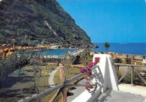 Cartolina isola d ischia forio giardini poseidon f ebay