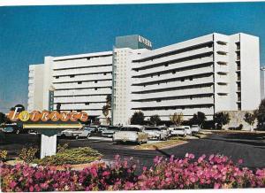 The Rivera Hotel Entrance Las Vegas Nevada
