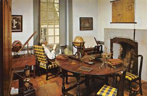 George Wythe House, Library - Wil