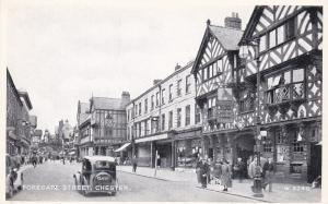 CHESTER, Cheshire, England, United Kingdom; 1920-30s ; Foregate Street