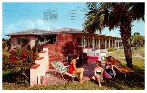 Florida  St.Augustine Malibu Court on the Bay Motel