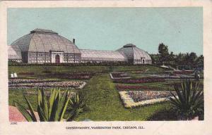 Illinois Chicago Conservatory Washington Park