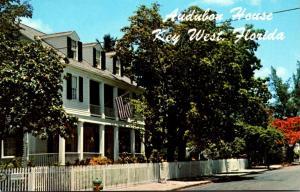 Florida Key West The Audubon House 1971