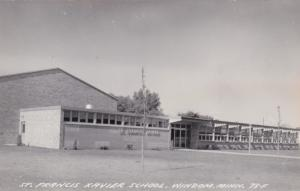 RP: St Francis Xavier School , WINDOM , Minnesota , 30-40s