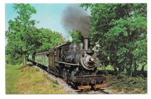 Strasburg PA Oldest Shortline Railroad Steam Locomotive
