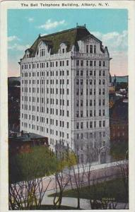 New York Albany The Bell Telephone Building