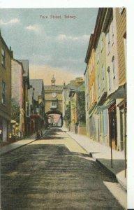Devon Postcard - Fore Street - Totnes - Ref 18256A