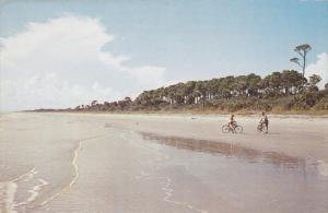 Beach , Sea Pines Plantation Company , HILTON HEAD ISLAND , South Carolina , ...