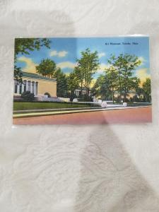 Antique/Vintage Postcard, Art Museum, Toledo, Ohio