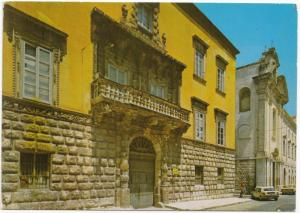 BARLETTA, Palazzo della Marra, unused Postcard