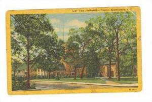 First Presbyterian Church, Spartanburg, South Carolina, 1930-1940s