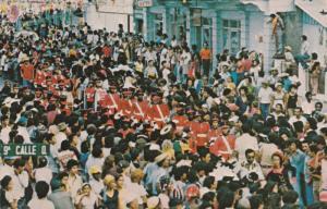 Banda: Colejio San Isidro, La Ceida Atl., HONDURAS , 50-60s