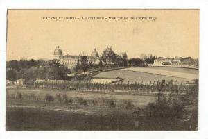 Le Chateau,Vue Prise De l'Ermitage,Vayencay,France , 00-10