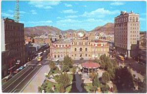 Plaza De Armas De Chihuahua Mexico
