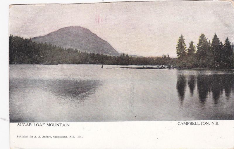 Sugar Loaf Mountain , CAMPELLTON , New Brunswick , Canada , 00-10s