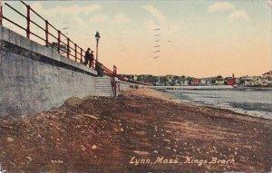 Massachusetts Lynn Kings Beach 1912