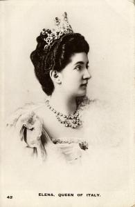 Queen Elena of Italy, Princess of Montenegro (1910s)
