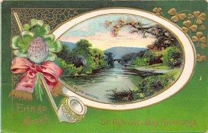 Erin Go Bragh Saint Patrick's Day 1912