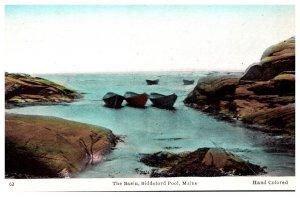 Maine Biddeford Pool The basin