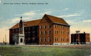 Cochran Hall, Kearney Military Academy in Kearney, Nebraska