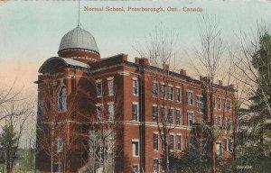 PETERBOROUGH, Ontario, Canada, 1900-10s; Normal School