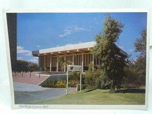 Vintage Postcard The Perth Concert Hall Perth Western Australia